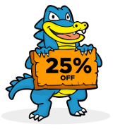 HostGator25Off