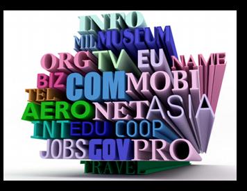 Domain Names Image
