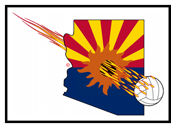 4th arizona sizzle logo image